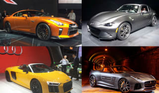 New York Motor Show 2016