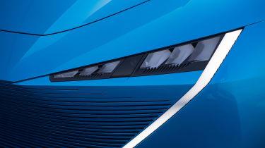 Peugeot Instinct Concept - front light