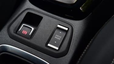Vauxhall Corsa-e - drive mode