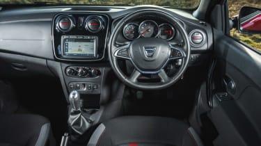 Dacia Sandero Stepway Techroad - dash