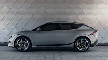 Kia EV6 - side