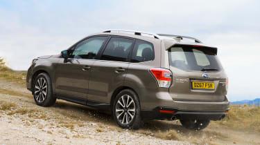 Subaru Forester - rear