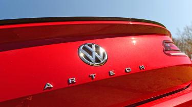 Volkswagen Arteon - tailgate