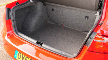 Used SEAT Toledo MK4 - boot
