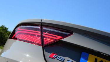Audi RS7 Performance - RS7 badge