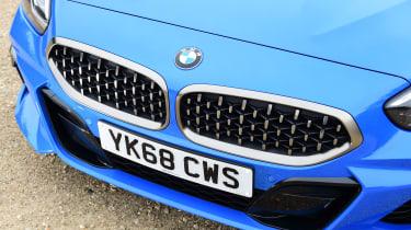 BMW Z4 M40i - grille