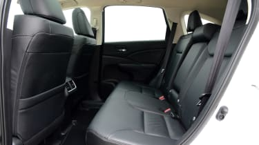Honda CR-V 1.6 diesel auto rear seats