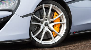 McLaren 570S Track Pack - wheel