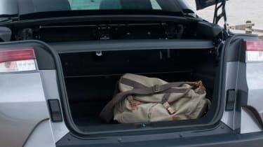 Renault Megane CC boot