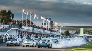Big summer of motoring 2017 - Goodwood Revival