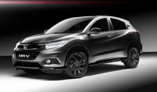 Honda HR-V Sport - front