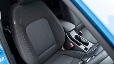 Hyundai Kona - seat