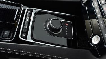 Jaguar F-Pace - transmission