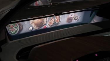 Audi AI:ME concept - screen