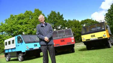 Global Vehicle Trust OX -