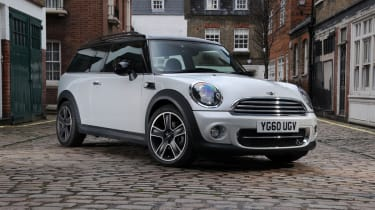 The MINI Clubman is an estate version of the popular MINI Hatch - offering a bit of extra practicality.
