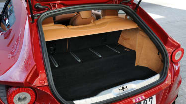 Ferrari FF boot