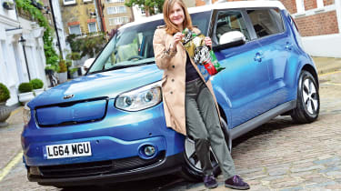 Kia Soul EV long-termer header