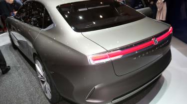 Pininfarina hybrid Kinetic H600