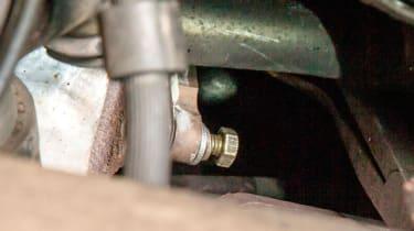 How to investigate TDV6 turbocharger noise - step 20