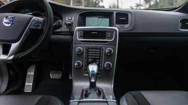 Volvo V60 Polestar - interior