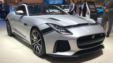 Jaguar F-Type SVR Graphic Pack - front