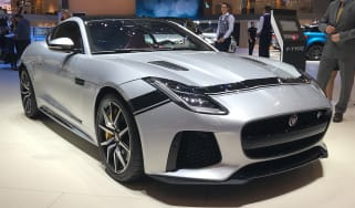 Jaguar F-Type SVR Graphic Pack - front