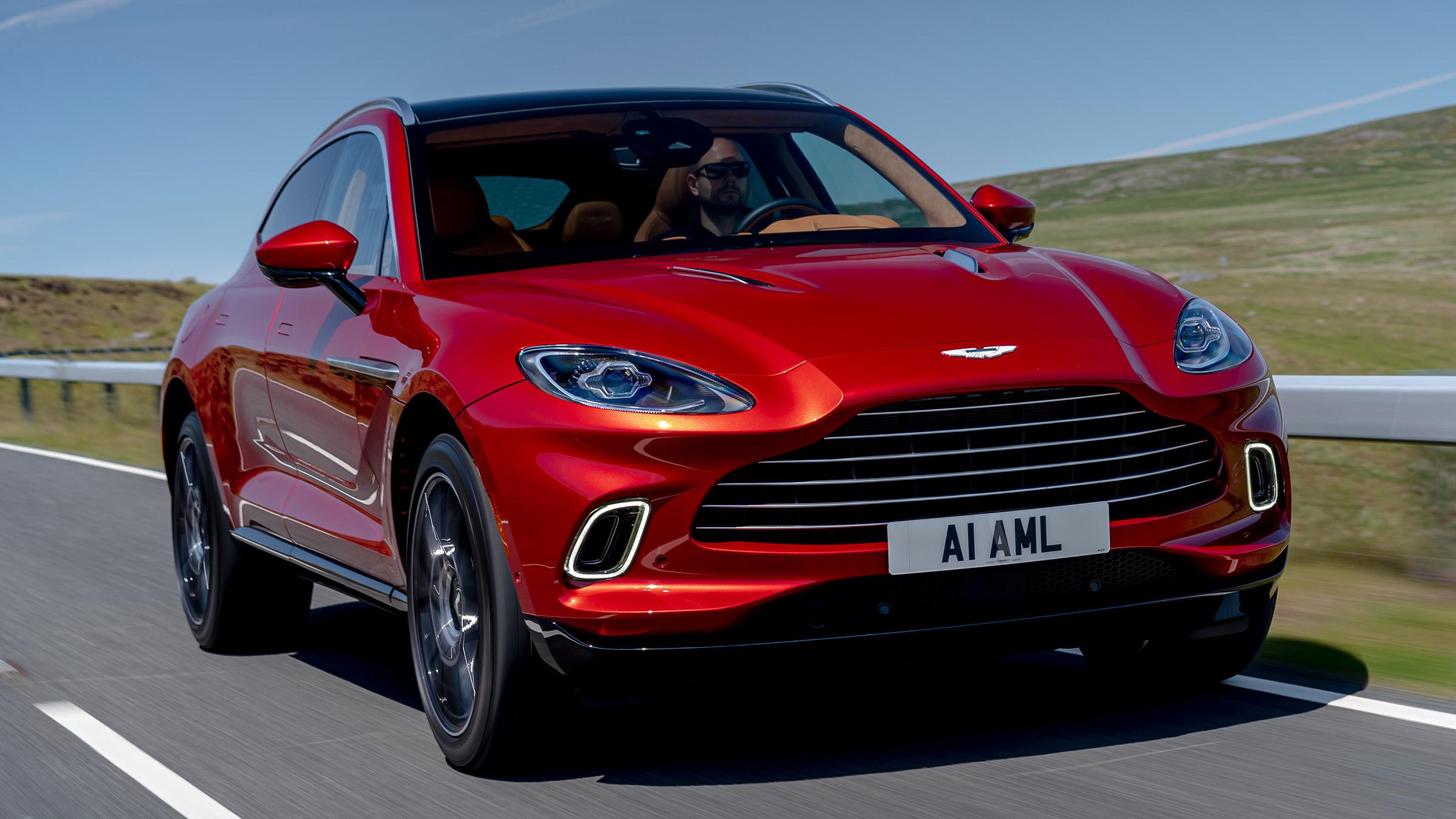 Aston Martin Dbx Review Auto Express