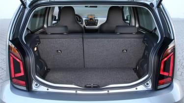 Volkswagen e-up! - boot