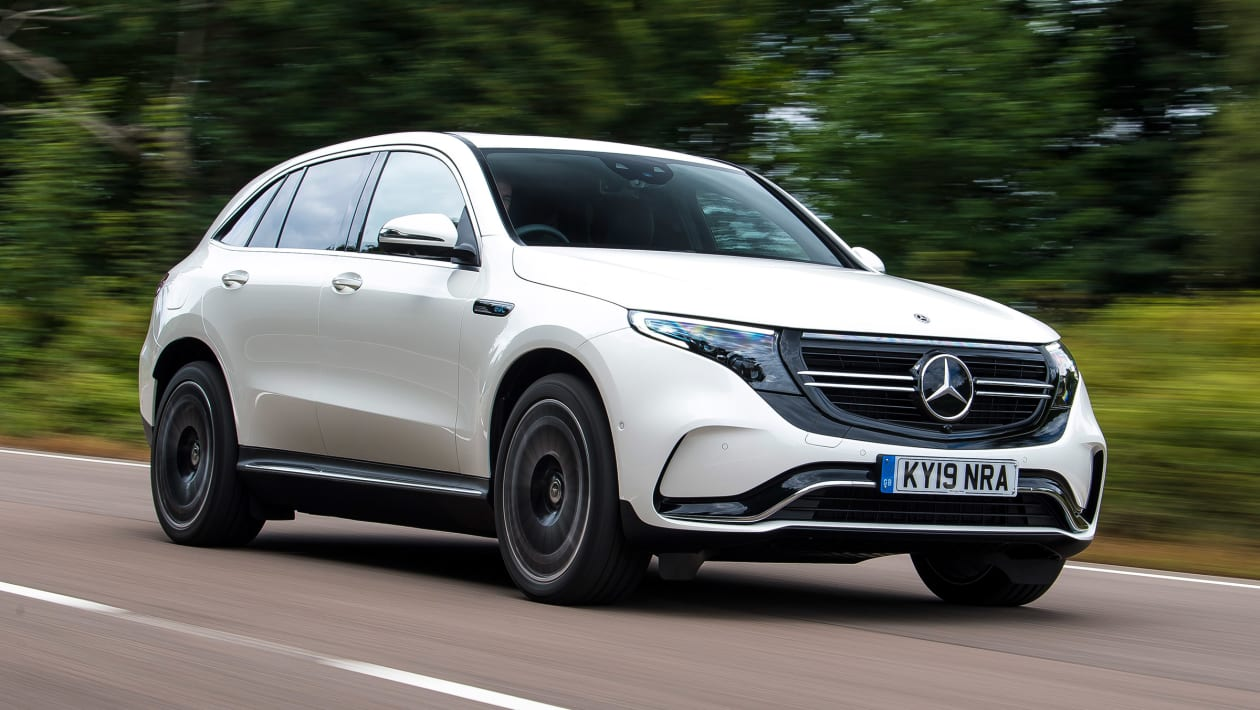 Mercedes EQC - Best electric cars | Auto Express
