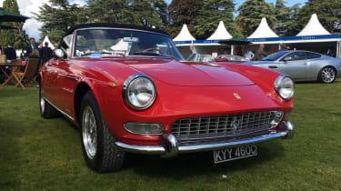 Salon Prive 2017 - Ferrari
