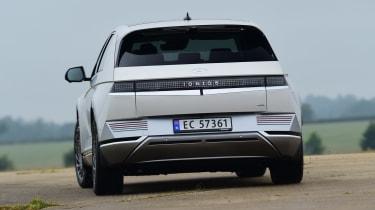 Ioniq 5 - rear