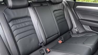 Volkswagen Arteon review - gold rear seats