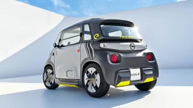 Opel Rocks-e - rear