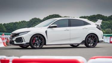 New Honda Civic Type R - front