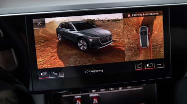 Audi e-tron Prototype review - external cameras