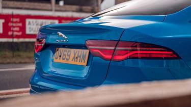 Jaguar XE Reims Edition - rear lights
