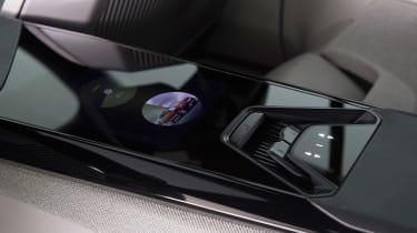 Peugeot Instinct Concept - interior detail