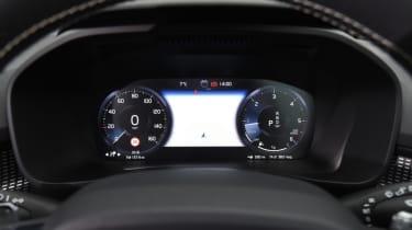 Volvo XC40 dash