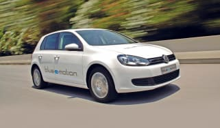 VW Golf Blue-e-motion