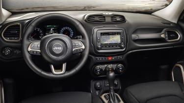 Jeep Renegade - Dash Detail