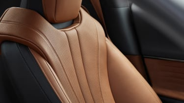 Lexus LC Coupe Limited Edition - seat