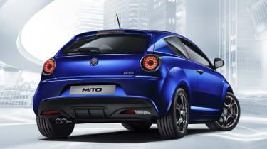 Alfa Romeo Mito 2016 2