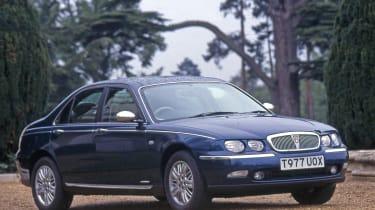 British classics - Rover 75