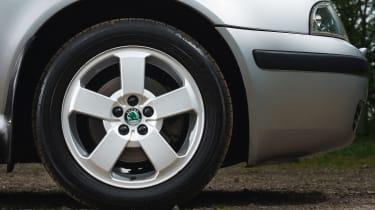 Skoda Octavia - wheel