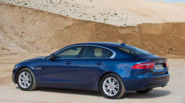 Used Jaguar XE - rear