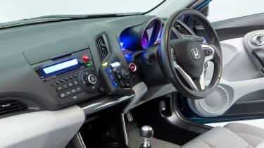 Used Honda CR-Z - interior