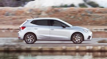 SEAT Ibiza diesel - side