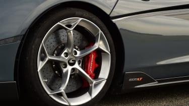 McLaren 600LT Spider - wheel
