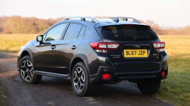 Subaru XV - rear static